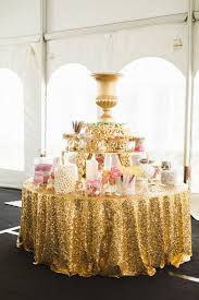 wedding candy table best 25 gold candy bar ideas on gold candy buffet