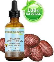 amazon com brazilian buriti fruit oil 100 pure natural cold