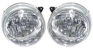 stock jeep headlights amazon com jeep liberty replacement headlight assembly 1 pair