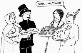 the zen pretzel trick why don t you celebrate thanksgiving an essay