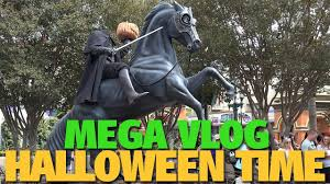 These Disneyland Halloween Treats Are Available Now 2017 by Halloween Time 2017 Mega Vlog Disneyland Resort Youtube