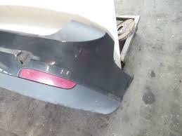 used volvo v50 mw 1 6 d 16v rear bumper color code 492 46