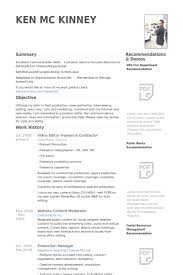Sample Script For Video Resume by Video Resume Examples The Best Resume