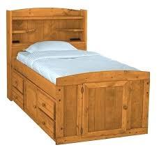 captain bed funciones info