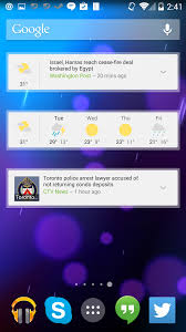 google u0027s news u0026 weather updated version 2 0