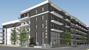 construction begins for new 400 unit apartment complex in red