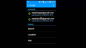 delete account android how to delete email account in android phone