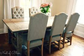 Parsons Dining Chair Dining Chairs Turquoise Dining Chair And Tufted Upholstered