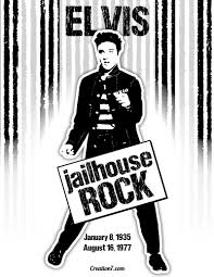 elvis presley clipart elvis jailhouse rock silhouette pencil