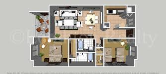 Eaton Center Floor Plan Ocean Edge Two Bed Apartments Brewster Cape Cod Leighton Realty