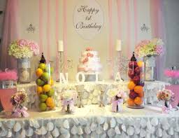 Table Decoration Ideas For Birthday Party by Dohl Table For U0027s 1st Birthday By Forlittlesmiles Email