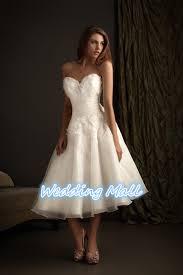 tea length plus size wedding dresses for cheap plus size