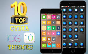 facebook themes cydia top 10 brand new ios 10 cydia themes for iphone part 5 iapptweak