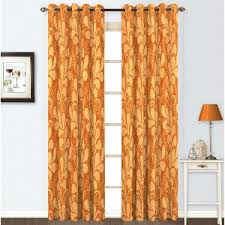Mustard Curtain Skipper Eyelet Mustard Curtain Curtains For Doors Homeshop18
