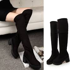 s knee boots on sale knee high boots for no heels with luxury trend in india