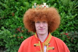 hair conventions 2015 psbattle king of the redheads crowned at the recent irish