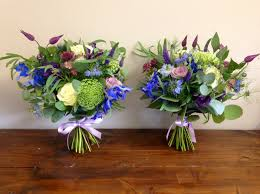 wedding flowers june uk rustic and wedding flower inspiration purple and blue