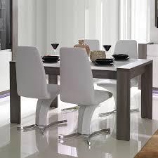 Table Console Extensible Alinea by Table Contemporaine Grise