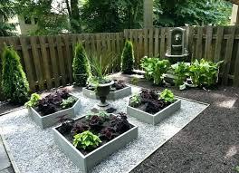 Maintenance Free Garden Ideas Free Backyard Landscaping Backyard Landscaping Ideas Pictures Free