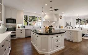 Rectangular Kitchen Ideas Kitchen Beautiful Modern White Kitchen Amusing Modern White U
