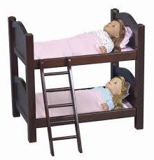 Doll Bunk Beds Plans Baby Dolls Bunk Bed Bedtime Toddler Ingrid Clipgoo