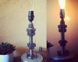 motorcycle lamp etsy