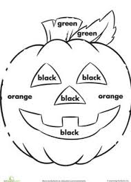 seasonal color for fun printables freebies homeschool halloween