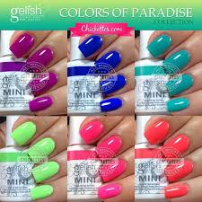 Most Popular Colors 25 Best Gelish Colours Ideas On Pinterest Gelish Nail Colours