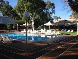 Desert Gardens Hotel Ayers Rock Swimming Desert Gardens Hotel Uluru