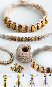 bracelet diy tutorials images 52 advanced hemp necklace knots frompo home page jpg