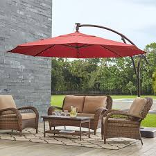 Patio Set Umbrella Patio Umbrellas The Home Depot