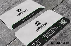 Business Cards Rounded Corners Sleek Rounded Corner Business Card Free On Behance