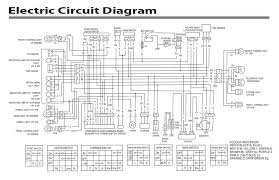 chinese 110 atv wiring diagram diagram images wiring diagram