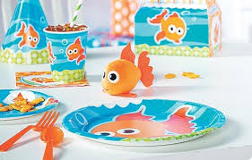 the party supplies goldfish party supplies birthdayexpress