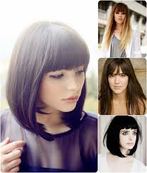 hair extensions for bob haircuts 8 best and glamorous hairstyles for round face blunt cut
