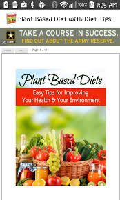 plant based diet and diet tips android apps on google play