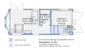 tiny floor plans tiny houses on wheels floor plans and comfortable design