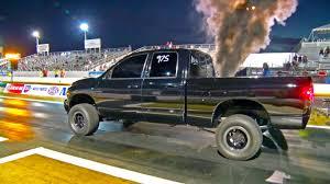 Dodge Ram Cummins Diesel Specs - 1500 hp diesel truck 9 second 1 4 mile youtube