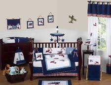 Airplane Crib Bedding Airplane Crib Bedding Ebay
