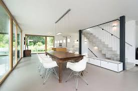 modern home colors interior home in oberhaching modern minimalism encased in warmth of wood