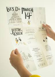 creative wedding invitations showcase and discover creative work on the world s leading online