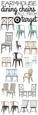 Farm House Dining Chairs The Best Farmhouse Dining Room Chairs Great Chairs That Will Add