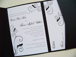 Single Card Wedding Invitations 21stbridal Wedding Guides And Unique Wedding Ideas
