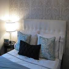 Bedrooms Wallpaper Designs Wallpaper Accent Wall Design Ideas