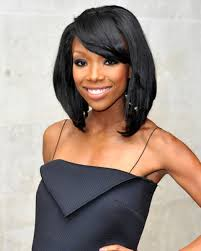 show me a picture of brandys bob hair style in the game brandy bob cut w side bang custom celebrity lace wig lace