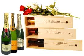 wine gift boxes anniversary wine gift box