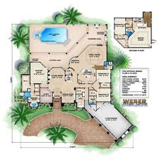 mediterranean house plans mediterranean floor plans lovely house plan narrow small with