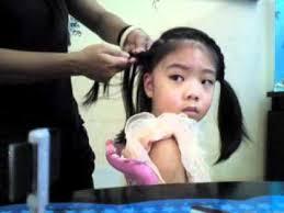 tutorial kepang rambut frozen kepang rambut youtube