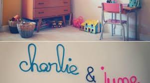idee deco chambre d enfant deux enfants une seule chambre idées déco hellocoton