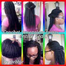crochet braids houston crochet senegalese twists entire hair hair and more hair